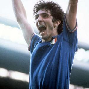 Paolo Rossi goleador