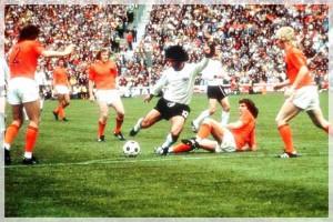 Germania-Olanda 2-1 Mondiali 1974