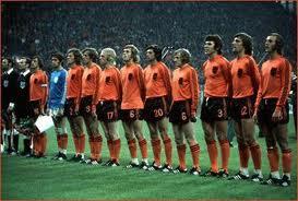L'Olanda ai mondiali del 1974