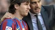 Messi e Guardiola