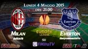 FMRLD - Milan vs Everton in diretta streaming