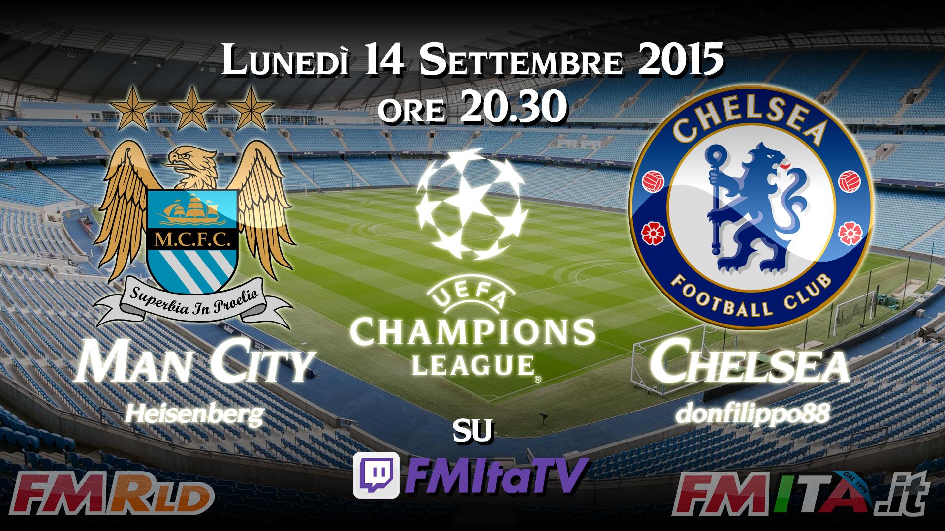 Streaming Chelsea Vs Manchester City: FMRld Stream Magazine N. 18