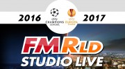 FMRld Studio Live - Champions League ed Europa League 2016/2017
