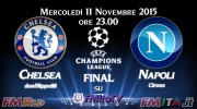 FMRLD Finale di Champions League 2017/18 - Chelsea vs Napoli