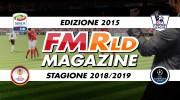 FMRLD Magazine - Edizione 2015 - Stagione 2018/2019