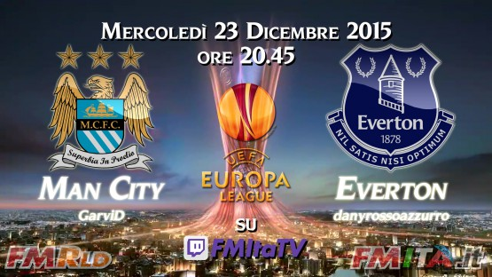 FMRLD Finale di Europa League 2018/19 – Manchester City vs Everton
