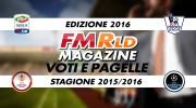 FMRLD Magazine - Edizione 2016 - Stagione 2015/2016 - Voti e pagelle