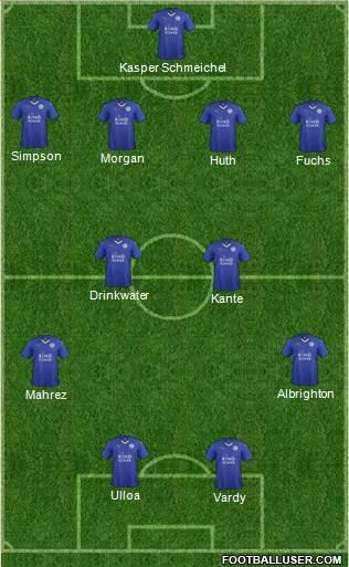 4-4-2_Ranieri_Leicester_Schema