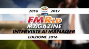 FMRLD Magazine 2016 - Interviste ai manager - Serie A 2016/2017