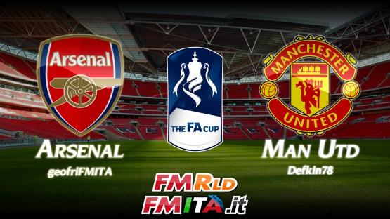 FMRld 16 - Finale FA Cup 2015/16