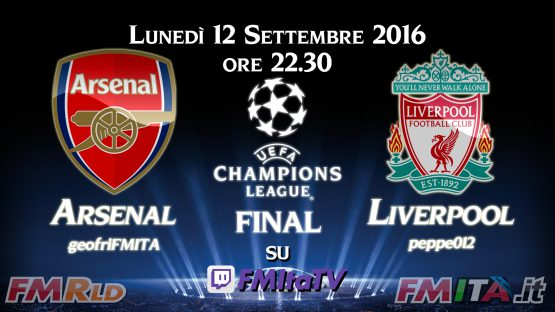 FMRLD 16 - Finale Champions League 2018/19 - Arsenal vs Liverpool