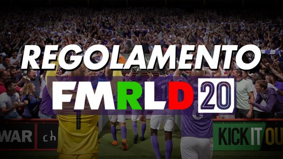 Regolamento FMRld 20